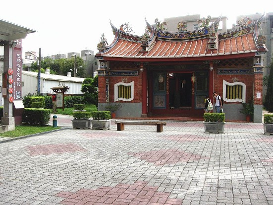 TzongLan Hsiao Family Historical Residence